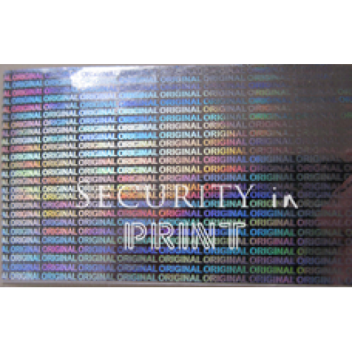 Holographic Tape 50mm Wide Silver HT50-1VSHolographic Tape